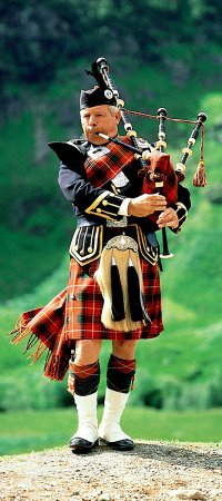 Highland Games (Высокогорные игры) для джентльменов